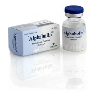 Alphabolin (vial) Alpha Pharma