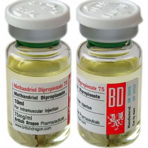 Methandriol Dipropionate British Dragon