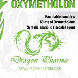 Oxymetholone Dragon Pharma