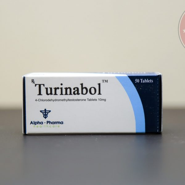 Turinabol 10 Alpha Pharma