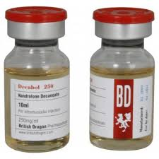 Decabol British Dragon